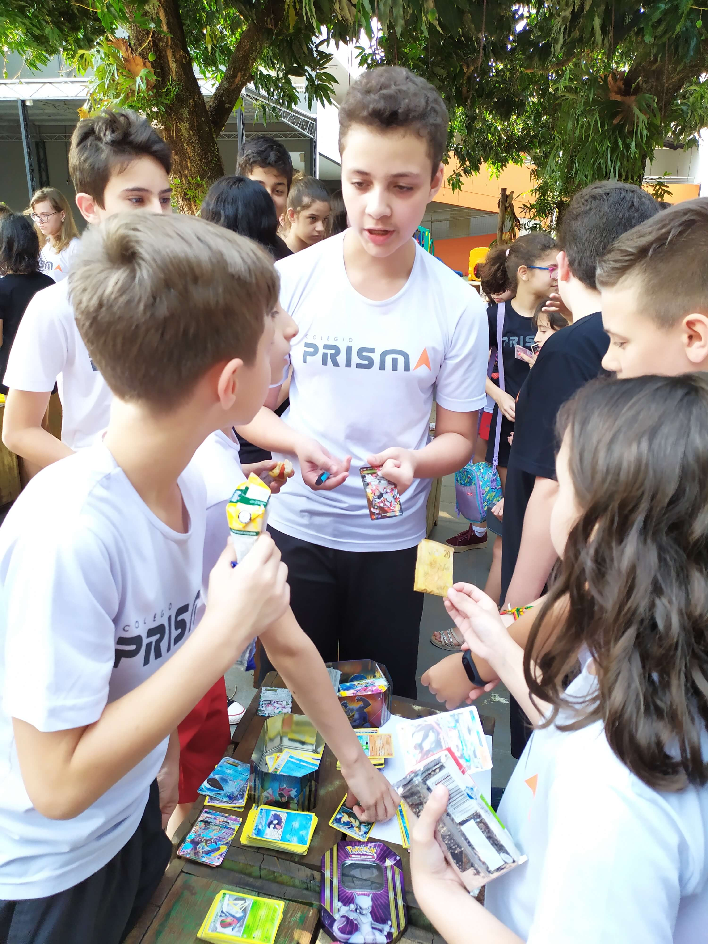Garage Sale - 8º ano